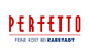 Logo: Perfetto Karstadt Feinkost