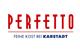 Logo: Perfetto Karstadt Feinkost