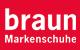 Braun-Markenschuhe