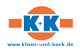 Logo: K+K - Klaas & Kock