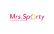 Logo: Mrs. Sporty