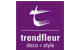 Logo: trendfleur