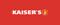 Logo: Kaiser's