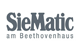 Logo: SieMatic am Beethovenhaus
