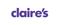 Logo: Claire's