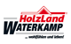 Logo: HolzLand Waterkamp