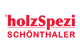 Logo: holzSpezi Schnthaler