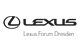 Logo: Lexus Forum Dresden
