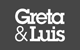 Logo: Greta & Luis