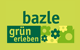 Logo: grn erleben Gartencenter Bazle GmbH