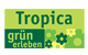 Logo: grün erleben Tropica Gartencenter GmbH