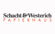 Logo: Schacht & Westerich Papierhaus GmbH