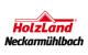 Logo: HolzLand Neckarmühlbach