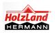 Logo: HolzLand Hermann