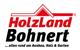 Logo: HolzLand Bohnert