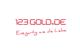 Logo: 123gold