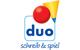 Logo: duo schreib & spiel - Manfred Fiebiger