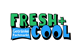 Logo: Fresh und Cool