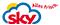 Logo: Sky-Verbrauchermarkt