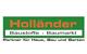 Logo: Holländer Baustoffe & Baumarkt