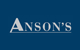 Logo: Anson's