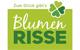 Logo: Blumen Risse