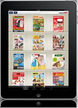 kostenlose iPod-App - kaufDA-App