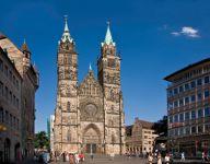 Nürnberg, Bayern, Einkaufen, Shopping, Albrecht Dürer, Nürnberger Bratwürstchen, Christkindlmarkt