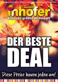 Aktueller Möbel Inhofer Prospekt, Der beste Deal, Seite 1