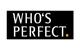 WHO'S PERFECT. Prospekte