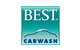 Logo: BEST CARWASH