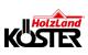 Logo: HolzLand Köster