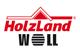 Logo: HolzLand Woll