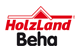 Logo: HolzLand Beha