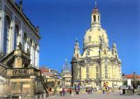 Dresden, Shopping, Einkaufen, Frauenkirche, Landeshauptstadt, Residenzschloss, Brühlsche Terrasse, Sachsen