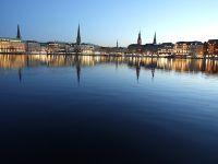 Hamburg, Hansestadt, Hafen, Shopping, Einkaufen, Europapassage, Hamburger Hof, Shoppingzentrum