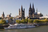Köln, Einkaufen, Shopping, Kölner Dom, City Center Chorweiler, Opern Passagen