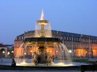 Stuttgart, Einkaufen, Shopping, Königsstraße, Königsbaupassagen, Calwerstraße, Neues Schloss
